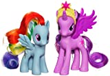 My Little Pony Crystal Kingdom - Princess Twilight Sparkle and Rainbow Dash