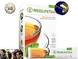 Neolife - NeolifeTea ( 15 bustine) Una bevanda termogenica con estratti di tre erbe e di tre varietà di tè verde per una carica di vitalità gustosa e rinfrescante.