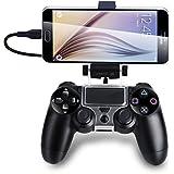 MP power @ Extensible Téléphone pince Pour Sony PlayStation 4 PS4 Contrôleur de Jeu Manette Pour Samsung Sony HTC LG Sony Hauwei