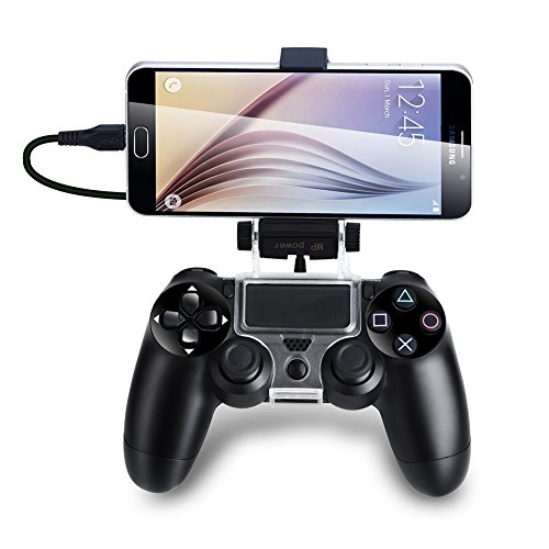 MP power @ Estensibile morsetto telefono per Sony PlayStation 4 PS4 controllore per Iphone Samsung Galaxy HTC LG