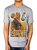 Official Star Wars Solo Chewie Co Pilot T-Shirt