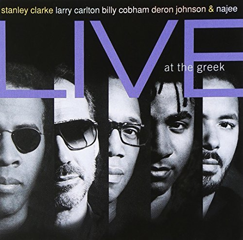 Stanley Clarke & Friends Live At The Greek by Stanley Clarke (1994-08-02) (Clarke-live The Stanley At Greek)