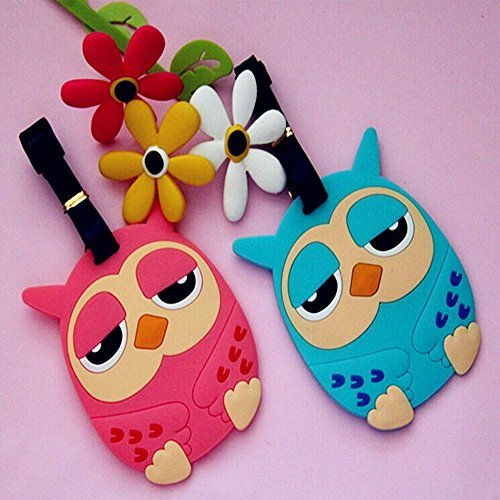 adecco-llc-colorful-unique-owl-luggage-or-backpack-id-tags-set-of-2-one-of-each-shown-by-adecco-llc
