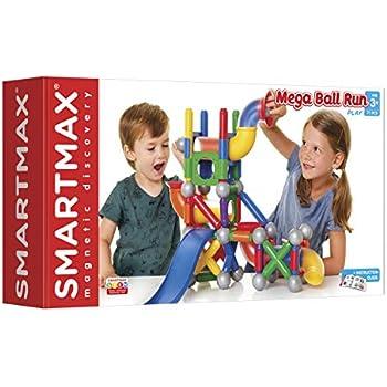 SMART NV/SA smx600 – Smart Max Mega Ball Run, Puzzles et des Jeux, 74 pièces