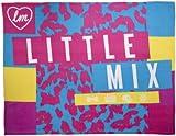 Character World Little Mix Neon Fleece Blanket