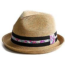 Amazon.es  sombrero paja 9715a7b5e28