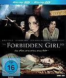 The Forbidden Girl [3D Blu-ray]