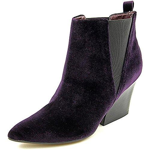 Report Signature Myrna Femmes Velours Bottine purple