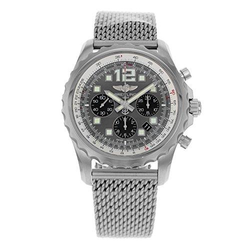 Breitling professionale chronospace a2336035-f555-152a automatico in acciaio orologio da uomo