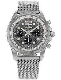 Breitling Chronospace profesional a2336035-f555–152A automático acero Mens reloj
