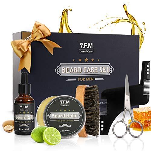 Y.F.M Kit de Cuidado de Barba