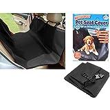 Protector universal para asiento trasero de coche pantalla/para maletero, resistente al agua, funda de asiento para perro/mascota