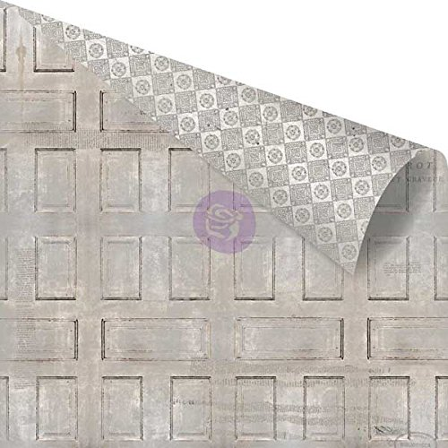 Unbekannt Prima Marketing retten District doppelseitig Karton 12Zoll x 12-inch-loire Valley, 10Blatt pro Pack