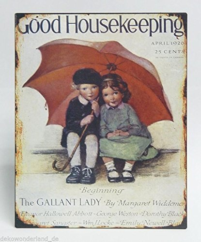 blechschild-dekoschild-schild-good-housekeeping-beginning-retro-nostalgie-25x20-cm