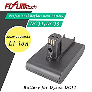 22,2V 2,0Ah Li-ion Ersatz Akku für Dyson DC31 DC34 DC35 DC44 Typ A Dyson Ersatzakkus für Staubsauger