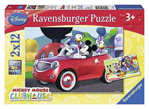 �-07565Kind Classic-Mickey Maus, Minnie Maus und Freunde-2x 12Teile ()