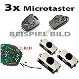 Para Citroen C1C2C3Xsara 2Saxo berlino microtaster mikrotaster pulsador mando a distancia Llave
