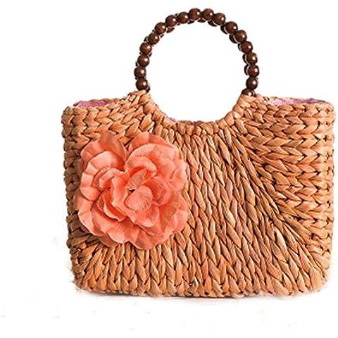 DELEY Donna Dolce Estate Delle Vacanza Spiaggia Tote Bag Borsa