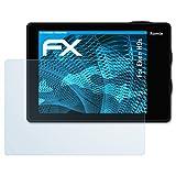 atFoliX Displayschutzfolie für Eken H9s Schutzfolie - 3 x FX-Clear kristallklare Folie