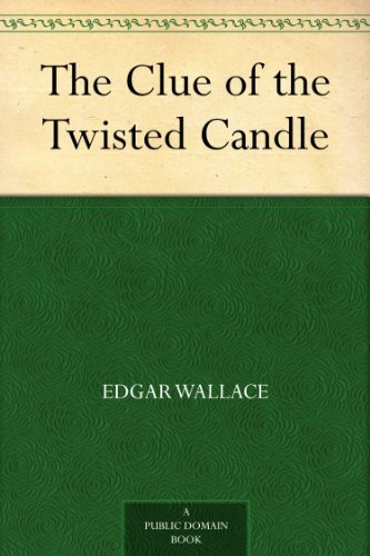 the-clue-of-the-twisted-candle-english-edition