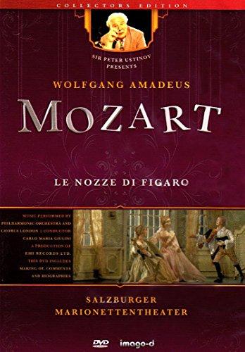 Le Nozze di Figaro - Salzburger Marionettentheater, 1 DVD - Markt Salz