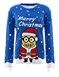 Weihnachts-Minion Pullover, Merry Christmas