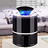 BLAPOXE Mosquito Killer Night Light,Smart Optically Controlled Insect Killing Lamp,Fly Insect Bug Mosquito