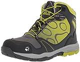 Jack Wolfskin Akka Texapore Mid B Wasserdicht, Jungen Trekking- & Wanderstiefel, Grün (Lime), 33 EU (1 UK)