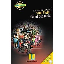 Stop Thief! - Haltet den Dieb! - Buch mit MP3-CD (Englische Krimis für Kids)