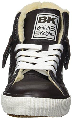 British Knights Roco, Sneaker Alte Uomo Braun (Dk Brown)