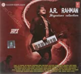 #7: A.R.Rahman Signature Collection