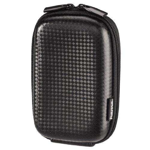 Hama Hardcase Carbon Style 60 H Kameratasche schwarz