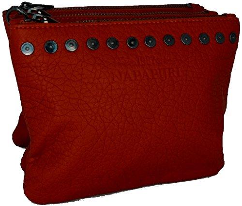 Borsa Borsetta Tracolla Donna Napapijri Bag Woman Stai Dot Crossbody Goldfish N8B06