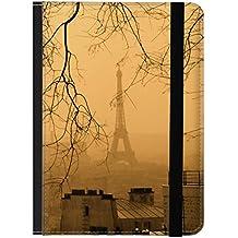 caseable - Funda para Kindle y Kindle Paperwhite, diseño de París