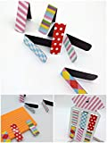 #3: Oytra 6 Pcs Fancy Magnetic Bookmarks Set