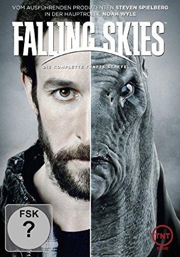 Falling Skies - Die komplette fünfte Staffel [3 DVDs]