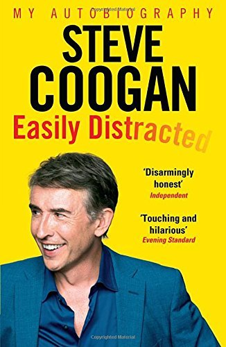Easily Distracted by Steve Coogan (2016-07-14)