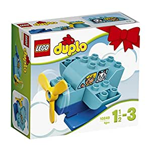 LEGO Duplo 10849 - Set Costruzioni Il Mio Primo Aeroplano