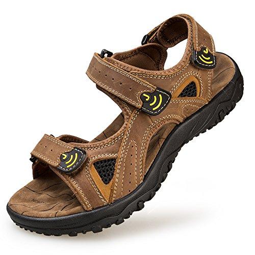 Sandales d'homme/Chaussures de sport/Chaussures de plage avec des semelles épaisses A