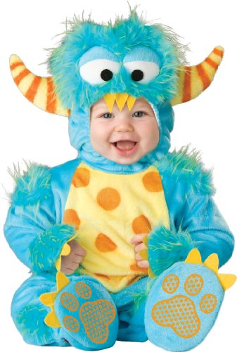 In Character Kost-me 196476 Lil Monster Infant-Toddler Kost-m Gr--e: 18 (2t Kostüme Monster)