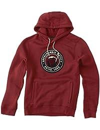 Abercrombie - Homme - Graphic Pullover Hoodie Sweat à Capuche Sweatshirt - Manche Longue