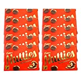 #4: Nutties Chocolate, 30g (Pack of 10)
