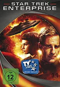 Star Trek - Enterprise: Season 1, Vol. 1 [3 DVDs]
