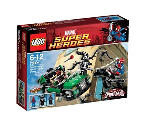 LEGO Super Heroes - Marvel Spiderman: Persecución