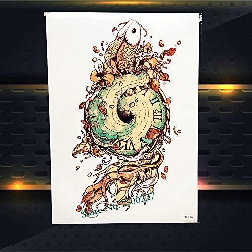 Yyoutop moda hot kids tattoo body art pittura del braccio adesivi tattoo ali anchor harajuku tatoo 3set