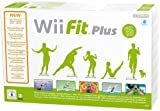 Wii Fit Plus inkl. Balance Board (weiss) - [Nintendo Wii] -