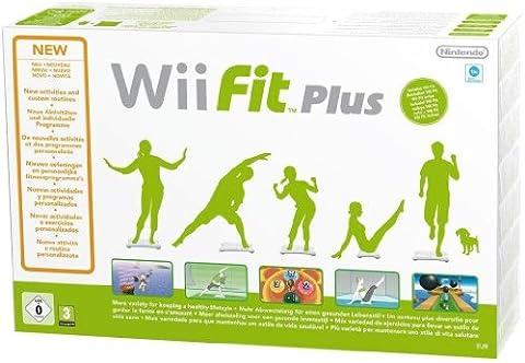 Wii Fit Plus + Wii Balance Board -