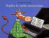 Sophie la vache musicienne...