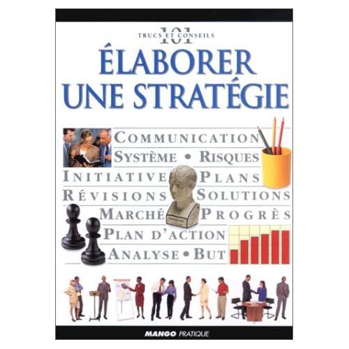 Elaborer une stratégie