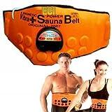#9: High Quality Original Body Slimmer 3 in 1 Magnetic Vibration plus Belt Massager Vibration Sauna Slim Belt Slimming Healthy Diet Fat Burner and Weight Loss